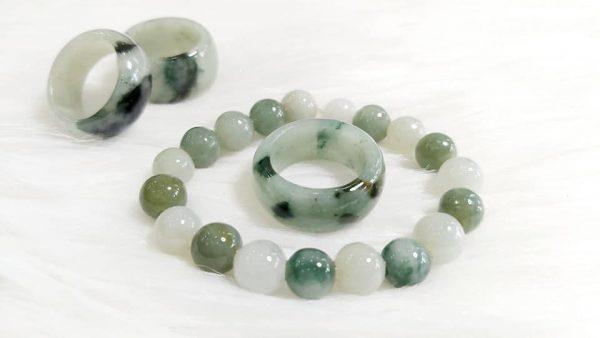 Bộ Chuỗi Ngọc Jade A