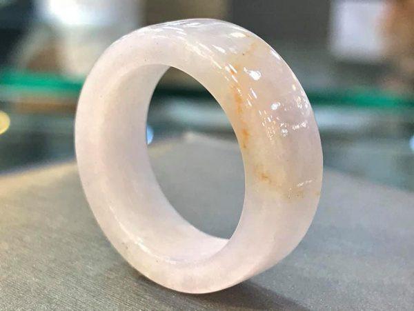 Nhẫn Cẩm Thạch Bản Vuông Giá Rẻ Uy Tín Nhất Tại Gmt Jade