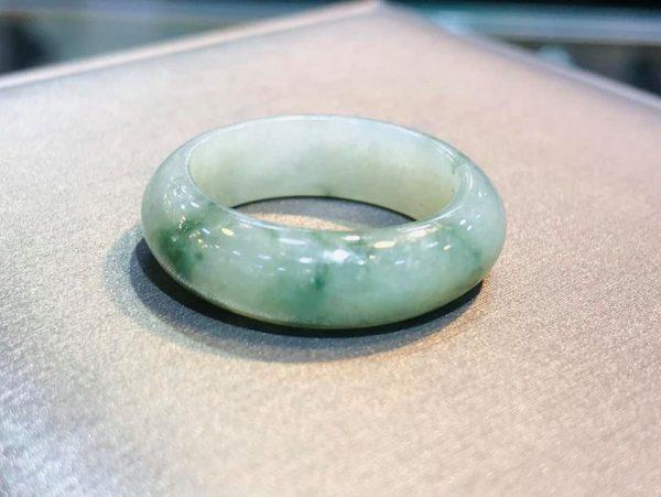 Nhẫn Ngọc Cẩm Thạch Myanmar Siêu Dầu Tại Gmt Jade