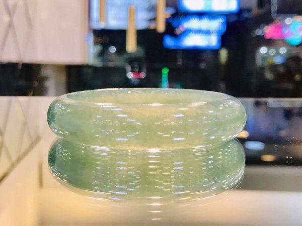 Vòng Ngọc Cẩm Thạch Xanh Giá Rẻ Tại Gmt Jade