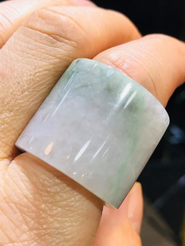 Nhẫn Ngọc Càn Long Cẩm Thạch Chính Hãng Gmt Jade