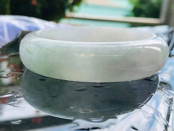 Vòng Phong Thủy Mệnh Thủy Cẩm Thạch Uy Tín